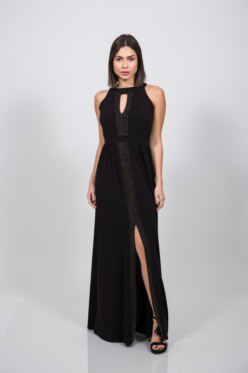 17a8e20877b Φόρεμα με φάσα lurex - ENJOY FASHION POINT